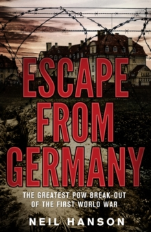 Escape From Germany, Paperback Book