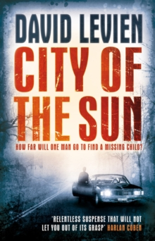 City of the Sun : Frank Behr series 1, Paperback Book