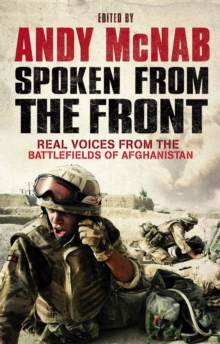 Spoken from the Front, Paperback Book
