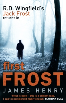 First Frost : DI Jack Frost series 1, Paperback / softback Book