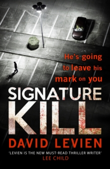 Signature Kill, Paperback Book