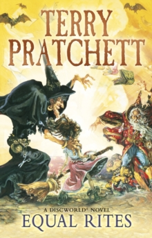 Equal Rites : (Discworld Novel 3), Paperback / softback Book