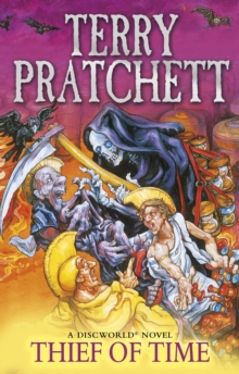 Thief Of Time : (Discworld Novel 26), Paperback Book