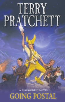 Going Postal : (Discworld Novel 33), Paperback Book