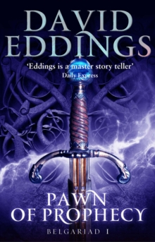 Pawn Of Prophecy : Book One Of The Belgariad, Paperback / softback Book