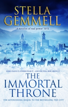 The Immortal Throne, Paperback / softback Book