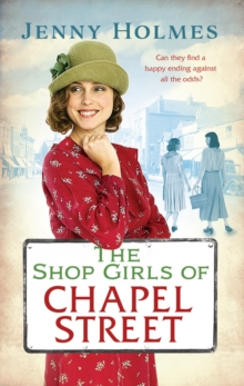 The Shop Girls of Chapel Street, Paperback Book