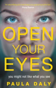 Open Your Eyes, Paperback / softback Book
