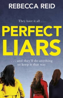Perfect Liars, Paperback / softback Book