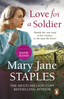 Love for a Soldier : A captivating romantic adventure set in WW1 that you won't want to put down, Paperback / softback Book