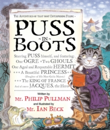 Puss In Boots, Paperback Book