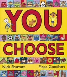 You Choose!, Paperback Book