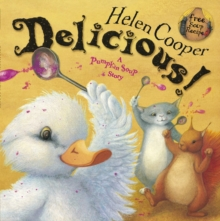 Delicious!, Paperback / softback Book