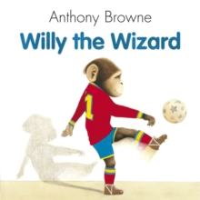 Willy The Wizard, Paperback / softback Book