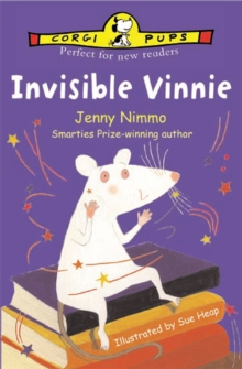 Invisible Vinnie, Paperback / softback Book