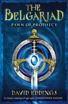 Belgariad 1 : Pawn of Prophecy, Paperback Book