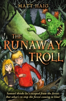 The Runaway Troll, Paperback Book