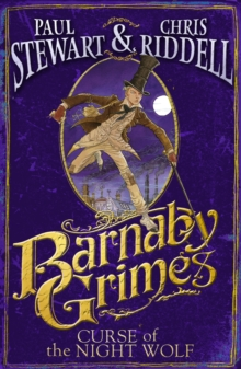 Barnaby Grimes: Curse of the Night Wolf, Paperback Book