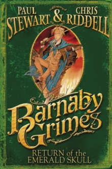 Barnaby Grimes: Return of the Emerald Skull, Paperback Book