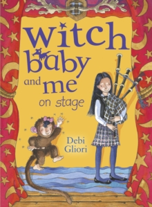 Witch Baby and Me on Stage, Paperback Book