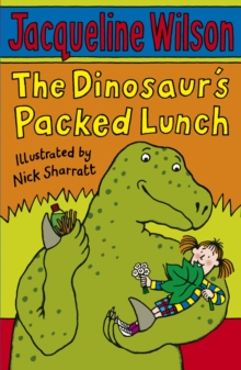 The Dinosaur's Packed Lunch, Paperback Book