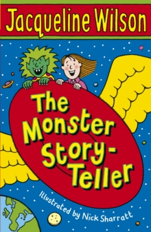 The Monster Story-Teller, Paperback / softback Book