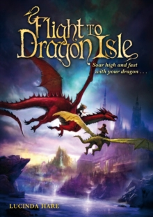 Flight to Dragon Isle, Paperback Book