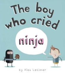 The Boy Who Cried Ninja, Paperback Book