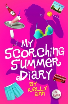 My Scorching Summer Diary, Paperback Book