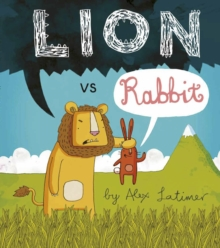 Lion vs Rabbit, Paperback / softback Book