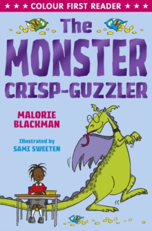 The Monster Crisp-Guzzler, Paperback Book