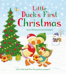 Little Duck's First Christmas, Paperback Book