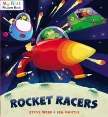 Rocket Racers, Paperback Book