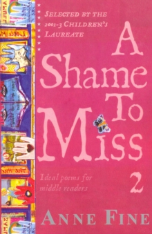 A Shame To Miss Poetry Collection 2, Paperback / softback Book