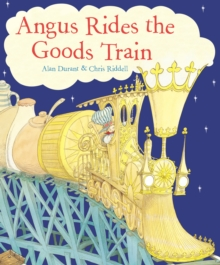 Angus Rides the Goods Train, Paperback Book