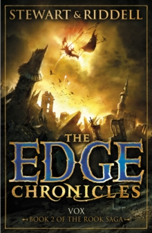The Edge Chronicles 8: Vox : Second Book of Rook, Paperback / softback Book