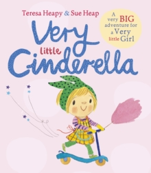 Very Little Cinderella, Paperback Book
