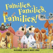 Families Families Families, Paperback Book