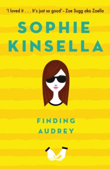 Finding Audrey, Paperback Book