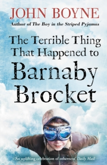 The Terrible Thing That Happened to Barnaby Brocket, Paperback Book