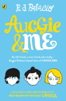 Auggie & Me: Three Wonder Stories, Paperback / softback Book