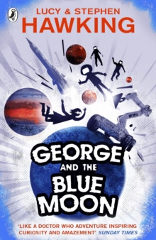 George and the Blue Moon, Paperback Book