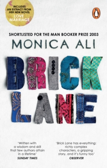 Brick Lane, Paperback / softback Book