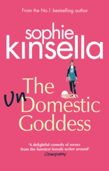 The Undomestic Goddess, Paperback Book