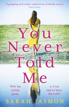 You Never Told Me, Paperback / softback Book