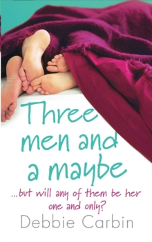 Three Men and a Maybe, Paperback Book