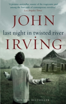 Last Night in Twisted River, Paperback / softback Book