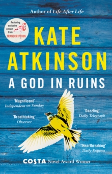 A God in Ruins : Costa Novel Award Winner 2015, Paperback / softback Book