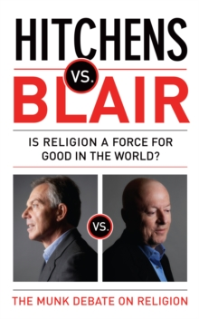 Hitchens vs Blair, Paperback Book