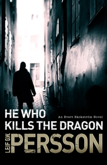 He Who Kills the Dragon : Backstrom 2, Paperback Book